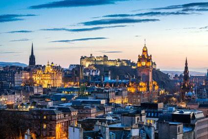 Ausflug in Edinburgh © antbphotos - Fotolia